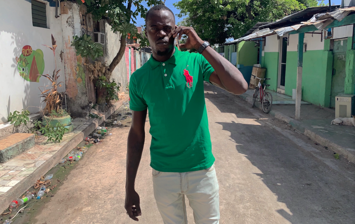 Standing on the spot in Denham Town, Kingston where his friends were killed, Omarley Dennie chose not to retaliate. Instead Omarley has left behind his gang past and become a Violence Interrupter (VI) with the Peace Management Initiative (PMI).