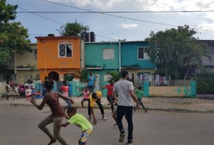 Kingston streets come alive with play