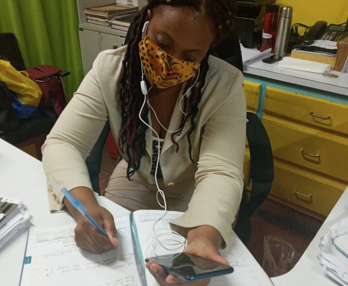 Theresa Wallace SWPBIS ministry of education youth and information guidance counselling unit