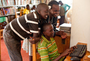 In pursuit of online youth engagement