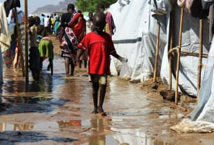 A warning of devastation to come in South Sudan