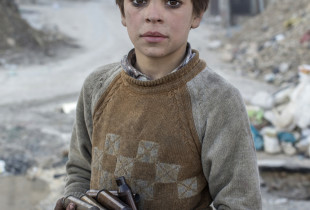 Syrian conflict: 5.5 million children affected