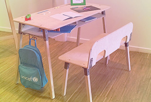 School furniture – produced in Africa, for Africa