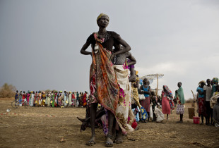 Photo of the week: urgent needs in South Sudan