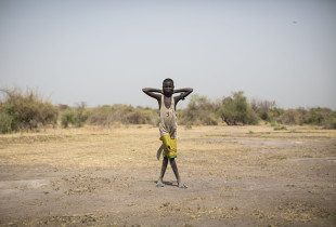Photo of the week: Children in South Sudan