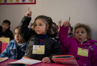Photo of the week: education in jeopardy