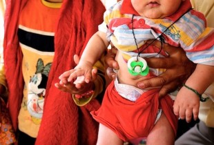 Iraq's first polio victim in 14 years