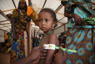 Photo of the week: malnutrition on the rise