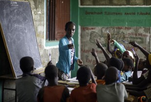 Day of the African Child: improving education with data
