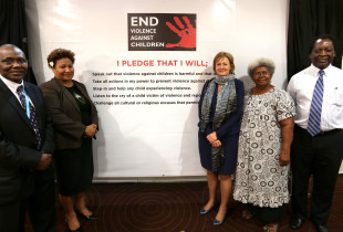 Violence against childen: Papua New Guinea takes action