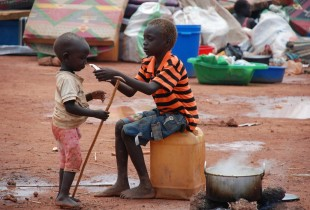 Photo of the Week: South Sudan malnutrition crisis