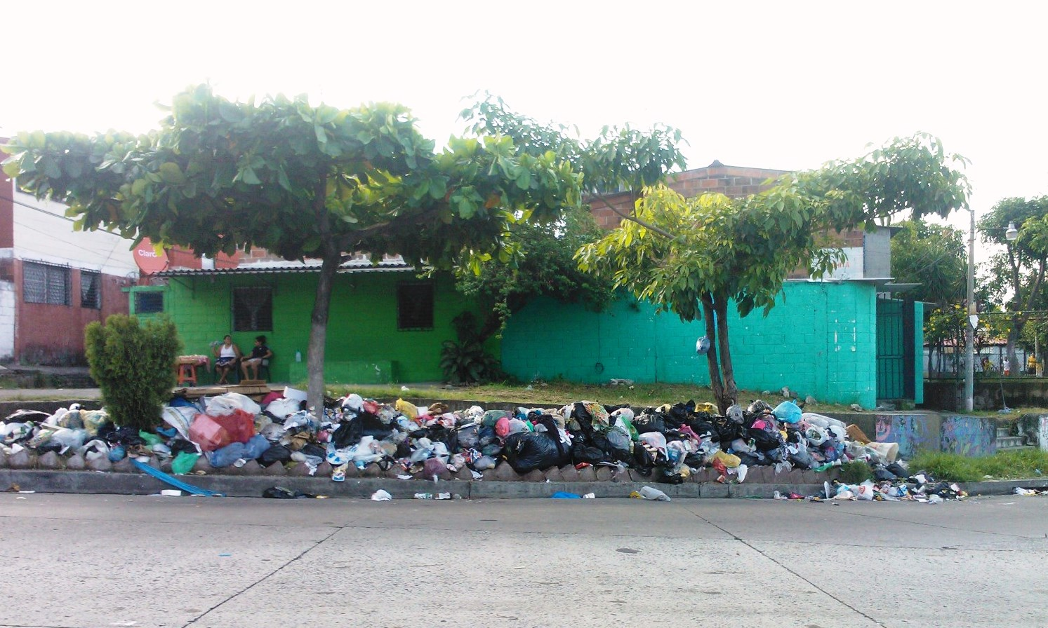 A photograph captured by climate mapper Denisse from El Salvador. View the full report on the Voices of Youth climate change digital map.