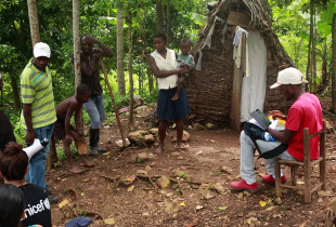 Haiti: innovating to help the most vulnerable