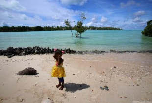 The future of Small Island Developing States hangs in the balance if the world's largest energy consumers don't take drastic action to reduce their environmental footprints.