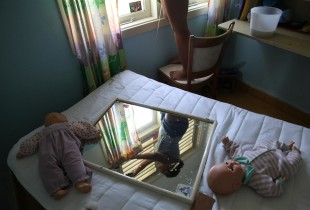 Photo of the Week: a safe haven for children