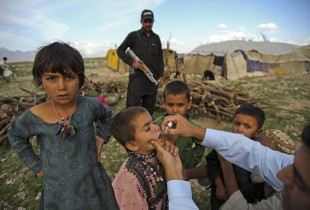 Photo of the Week: World Polio Day