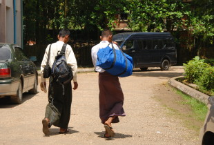 376 children released from armed forces in Myanmar in 2014