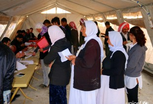 5 questions: Cash transfers for the displaced in Iraq