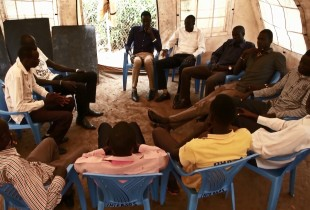 South Sudan: planting the seeds of peace