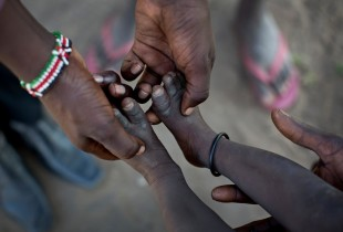 Photo of the Week: South Sudan – one year of conflict