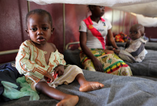 Malnutrition in CAR: 5 things we've learnt