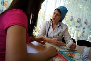 Photo of the Week: ending the adolescent AIDS epidemic