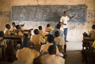 Evidence from Africa: Cash transfers increase school enrollment