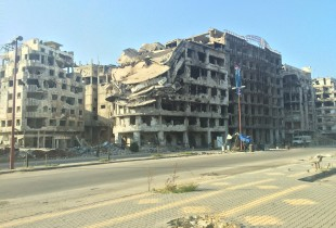 Syria: reflections on a visit to Homs
