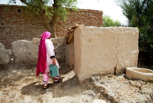 The challenge of sanitation in Pakistan