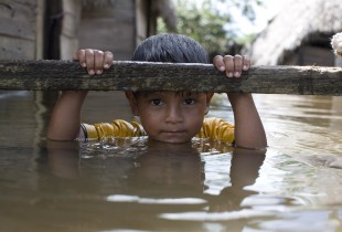 Photo of the Week: climate change & children