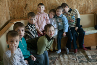 The conflict in Ukraine has had a devastating impact on the children and caregivers of Krasnodonskiy orphanage.