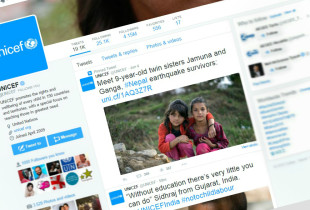 Day of the African Child: Female activists' UNICEF Twitter takeover