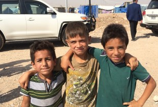 An uncertain future for the children of Iraq
