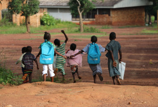 With the security situation improving in some parts of the Central African Republic, plans are being made to restore access to education.