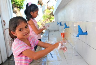 Water and sanitation – act now, use data, celebrate later