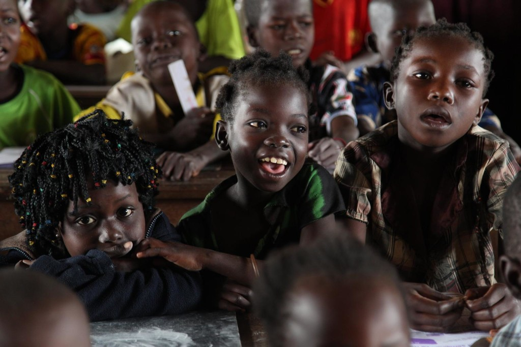 On average, half of schools in CAR have been closed this year. Last month a major Back to School campaign was delayed by violence in Bangui and renewed fighting in the north and west of the country.