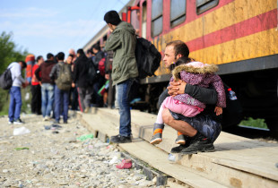 What you need to know about children on the move in Europe