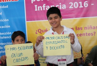 Peru shows the way in safeguarding public investment in children