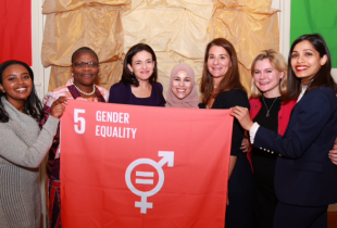 Global Goals for Girls and Women at Davos Summit