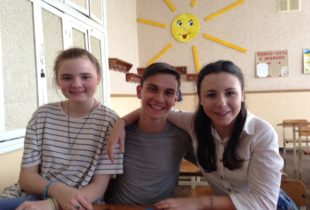 A school (un)like any other in Eastern Ukraine