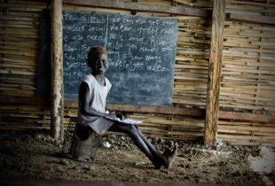 For South Sudan's children, it's all about the future