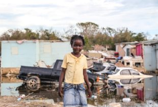 No calm after the storm for the Caribbean's poorest children