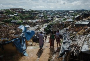 Covering the Rohingya crisis for UNICEF: Three views