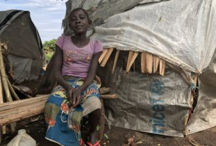 Unaccompanied children: victims of conflict in DRC