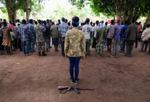 A new hope: Releasing children from armed groups