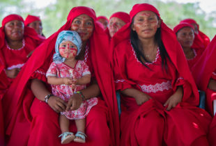 The Wayuú village that beat malnutrition