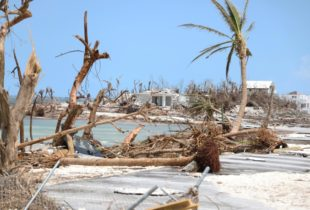 Witnessing the impact of Hurricane Dorian on children in the Bahamas