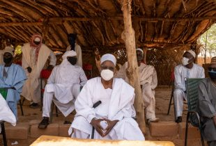 "Traditional leaders in Niger: ""The virus is real."""
