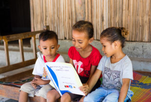 Reimagining education in Timor-Leste: Learning Passport