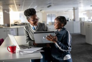 On the 10th anniversary of Girls in ICT Day, let's reimagine education